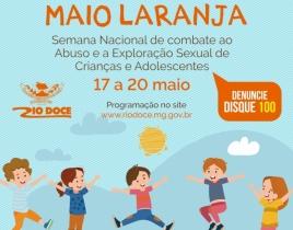 Prefeitura divulga programação da Semana Nacional de Combate ao Abuso e Exploração Sexual de Crianças e Adolescentes