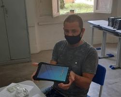 SEMED empresta tablets para alunos da Rede Municipal de Ensino