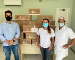 Vacinação contra à Covid-19 em Rio Doce